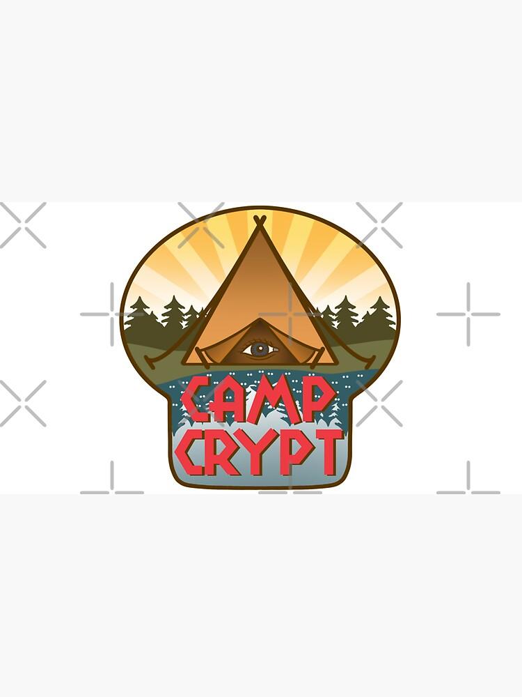 Camp Crypt logo by ChrisJeffery