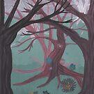 Lost by Kaleena Deshawn
