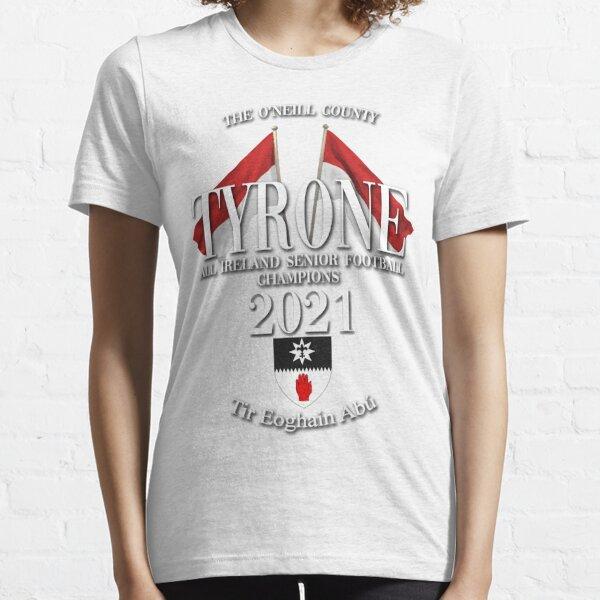 Tyrone GAA - All Ireland Senior Football Champions 2021 Essential T-Shirt