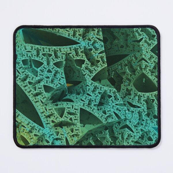 3D Fractal Artwork Mouse Pad