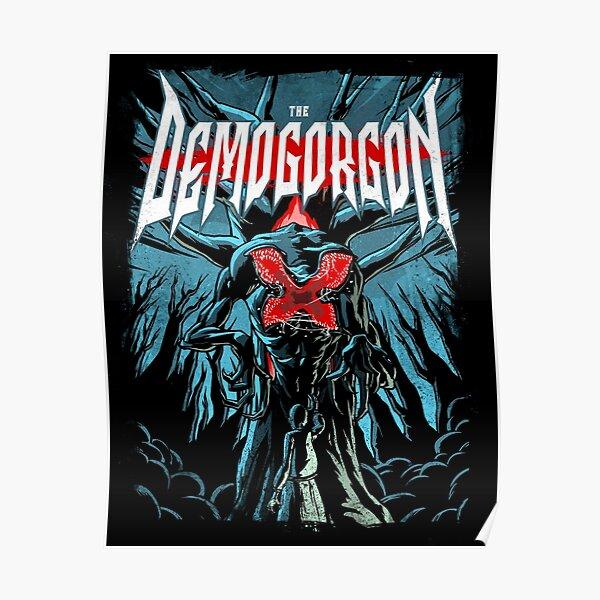 Demogorgon! Poster