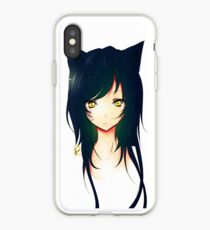 Ahri from League of Legends iPhone Case