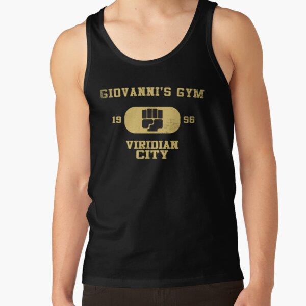 Giovanni's Gym Vintage Tank Top