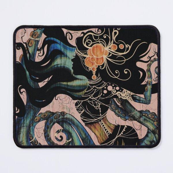 Goddess of the Deep Mouse Pad