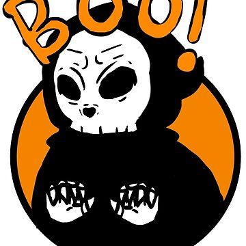 Spooky Reaper by symphonix