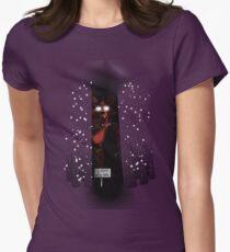 4a2d24d2ca799 Camiseta entallada para mujer El terror de la cala del pirata