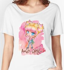 Angel Cake - original character Women's Relaxed Fit T-Shirt