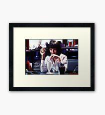 Five Dollar Shake Framed Print