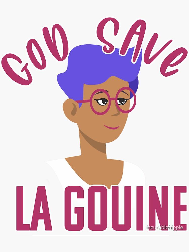 God Save La Gouine - pour les lesbiennes by incurablehippie