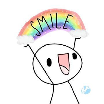 Rainbow Smiles by ProfessorSmith
