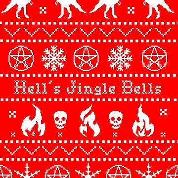 Hell's Jingle Bells by AthenaLeonti