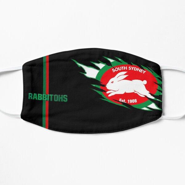 South Sydney Rugby League Team Flat Mask