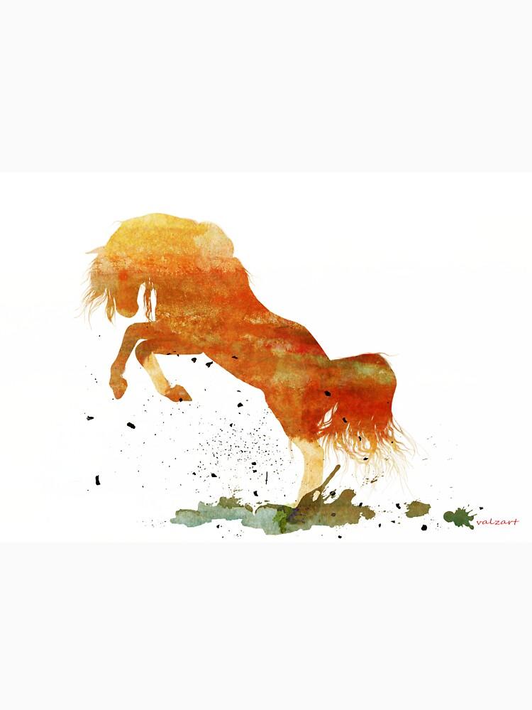 Wild Mountain Pony  by valzart