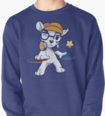 Drop the Woof! Pullover