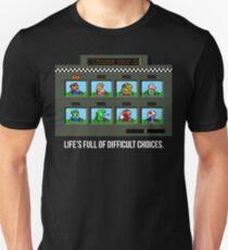 Difficult Choices Unisex T-Shirt