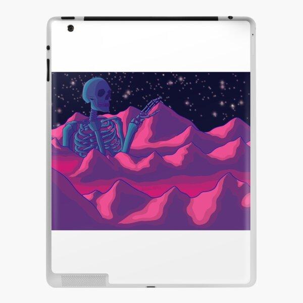 Skeleton Sky iPad Skin