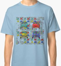Vintage compact cars Classic T-Shirt