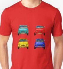 Vintage compact cars #2 Unisex T-Shirt