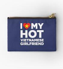 I Love My Hot Vietnamese Girlfriend Studio Pouch