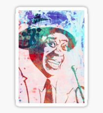 Louie Armstrong Sticker