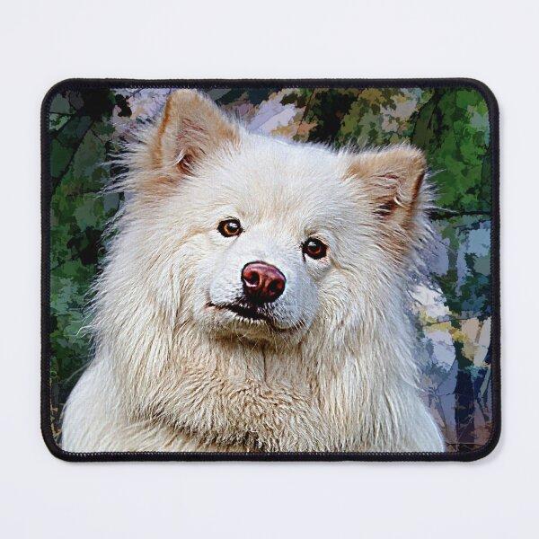 Finnish Lapphund Dog Artwork Mouse Pad