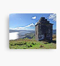 Inveraray Views. Scotland Canvas Print