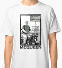 Steve McQueen 1 Classic T-Shirt