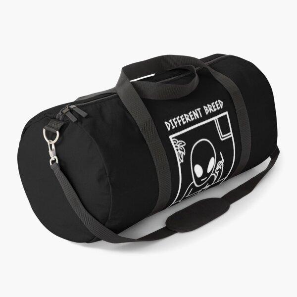 Different Breed Alien Pothead (Black) Duffle Bag