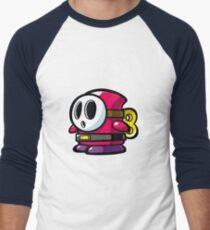 ghostbustre Men's Baseball ¾ T-Shirt