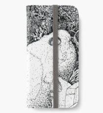 Sentry Rock or Indigenous Multi-tasking iPhone Wallet/Case/Skin