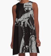 Robo A-Line Dress