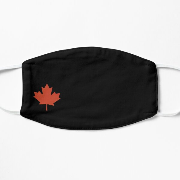 The flag of Canada  Flat Mask