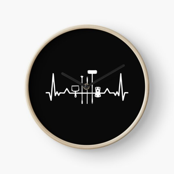 Cleaning Heartbeat Housekeeping   Clock