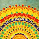 Ornamentalia Vintage Pattern by ZedEx
