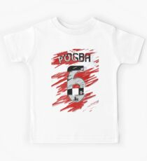 Paul Pogba Juventus to Manchester United Kids Clothes