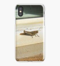 Grasshopper - 09 10 2016 iPhone Case