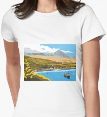 Craighouse, The Isle of Jura Women's Fitted T-Shirt