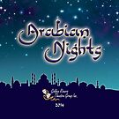 GRTG Arabian Nights 2014 by Ann Douthat