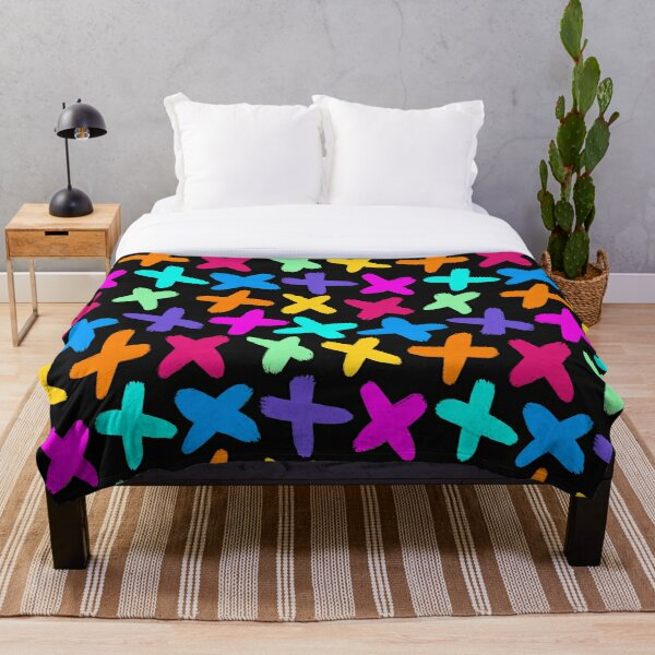 Stand [crosses]  Throw Blanket