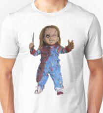 chucky, muñeca, diablos, mal, horror, Chukky, chuky, T-Shirt