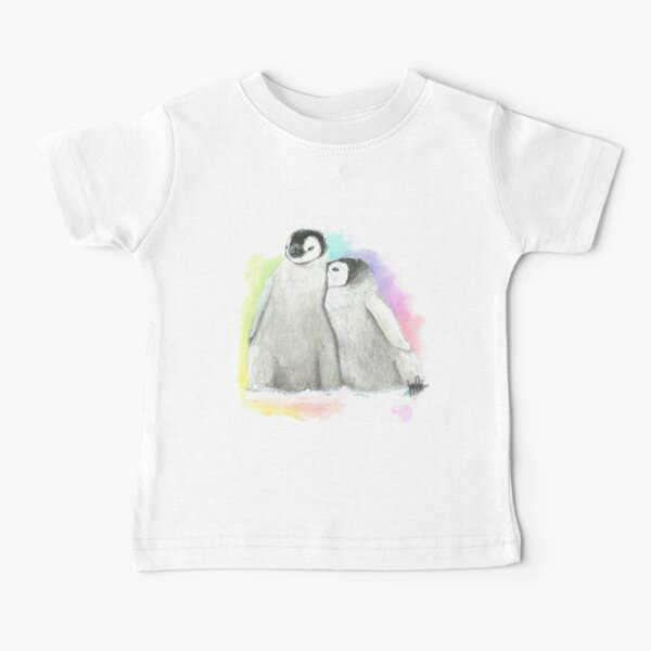 Percy & Parker - Penguins Baby T-Shirt
