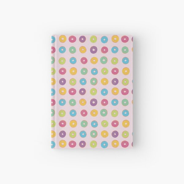 A Dream of Donuts Hardcover Journal