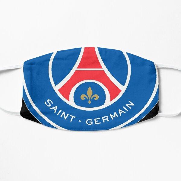 Paris SG-Aufkleber Flache Maske