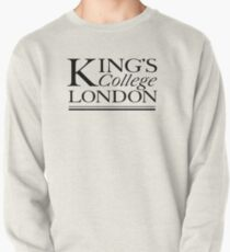 king's college Pullover Sweatshirt