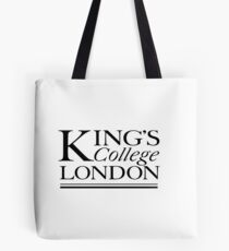 king's college Tote Bag
