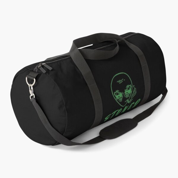 Stoned Alien (Black) Duffle Bag
