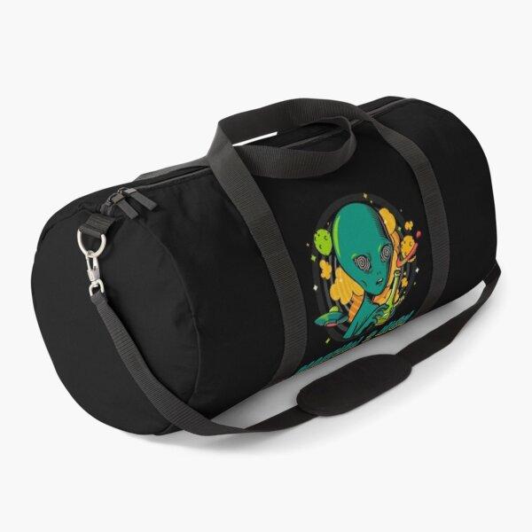 Martian 2 High (Black) Duffle Bag
