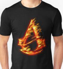 Assassins - FLAMES Unisex T-Shirt