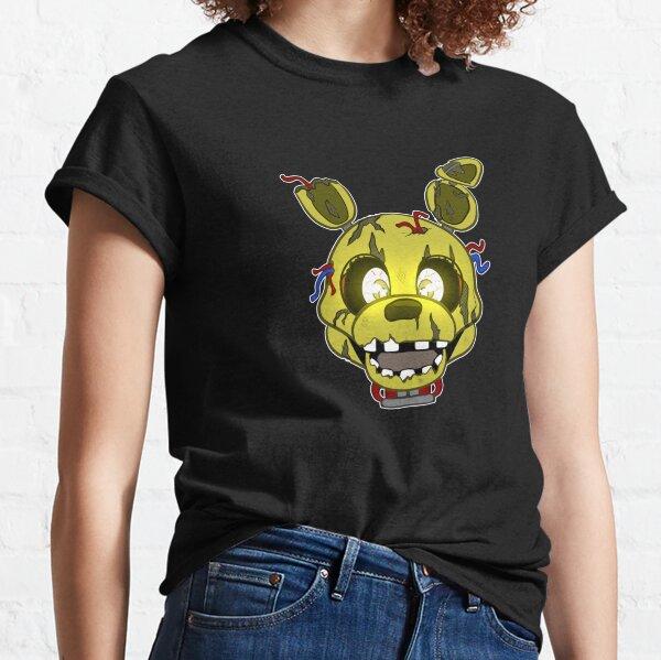 FNAF Spring Trap Classic T-Shirt