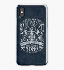 Sailor Spirit iPhone Case/Skin